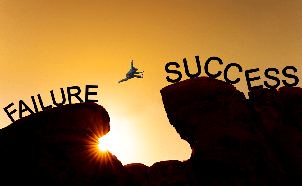 Scelta tra il successo e il fallimento